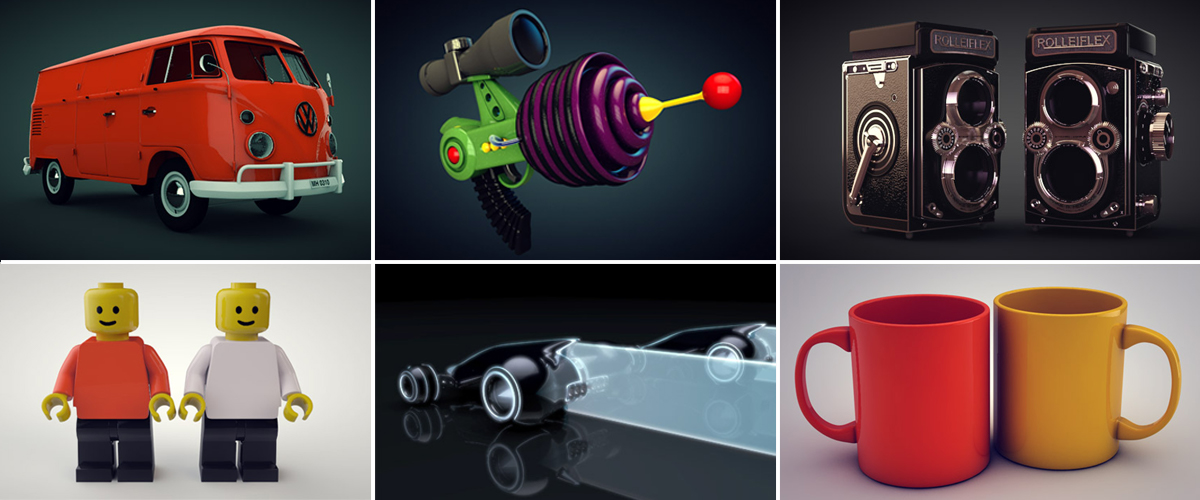 Download Free Scripts, 3D Models, Presets, Scene Files, and More