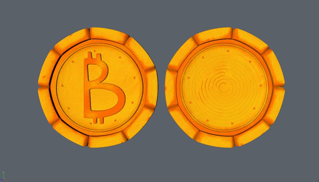 "5-Second Project ""Treasure"" Winners - Bitcoin"