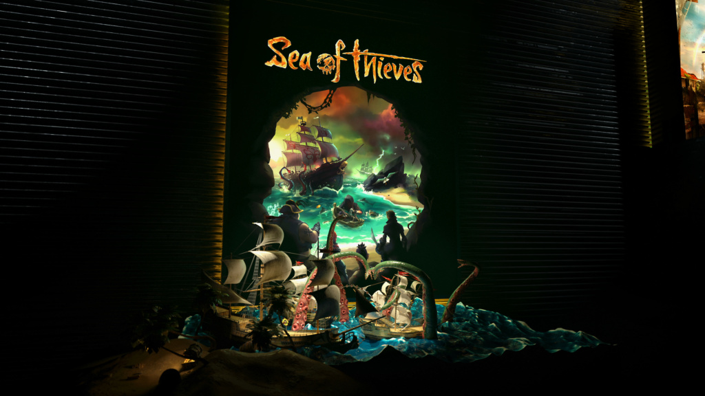 Designing a 3D Neon Adventure for Xbox Game Pass - Sea of Thieves