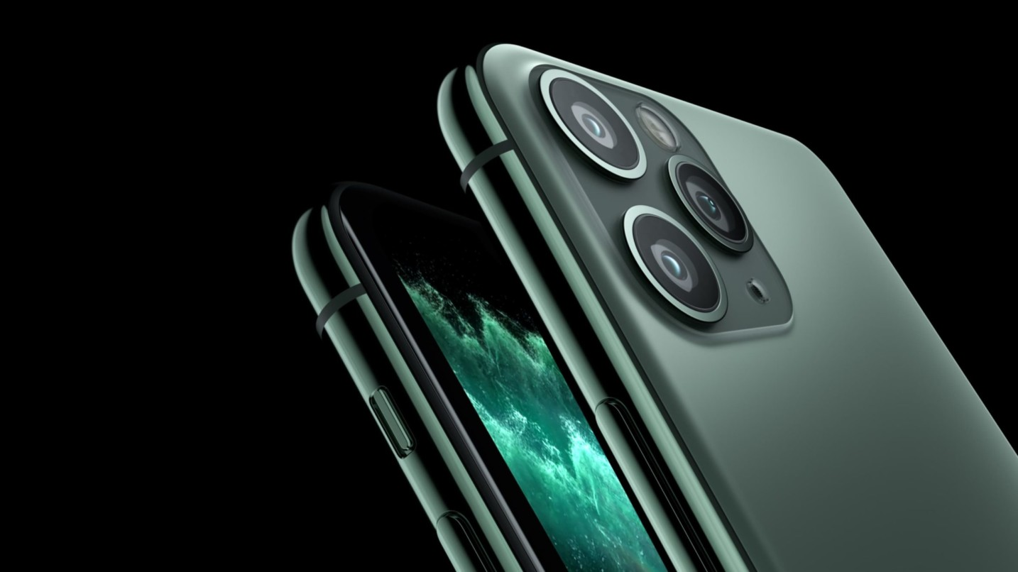 iPhone model showing material