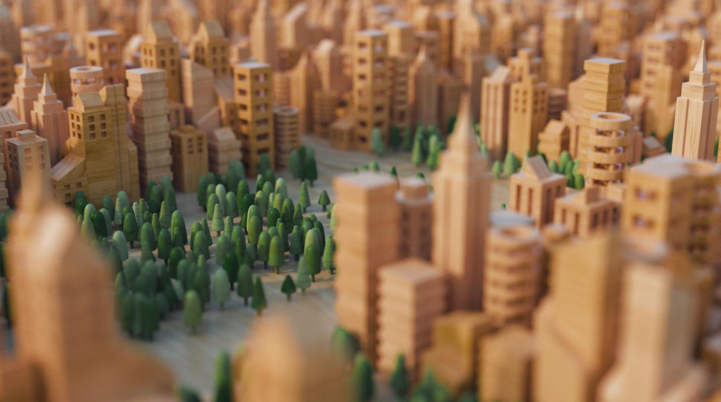 BIG City Redshift
