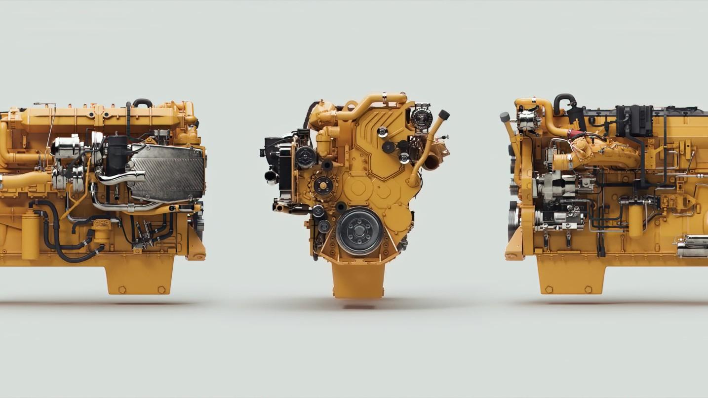 Engine comp