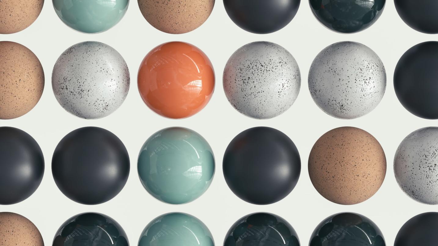 Ceramic balls