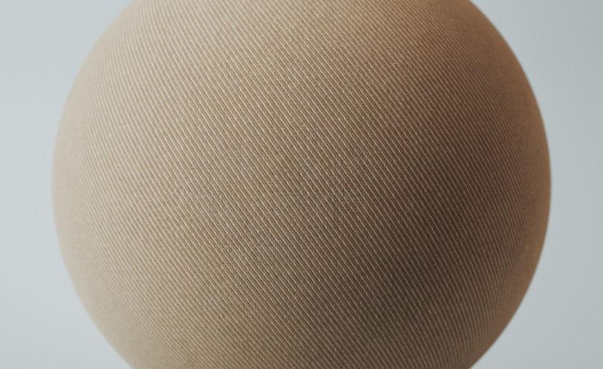 Fabric sphere
