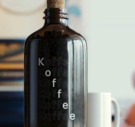 Koffee bottle