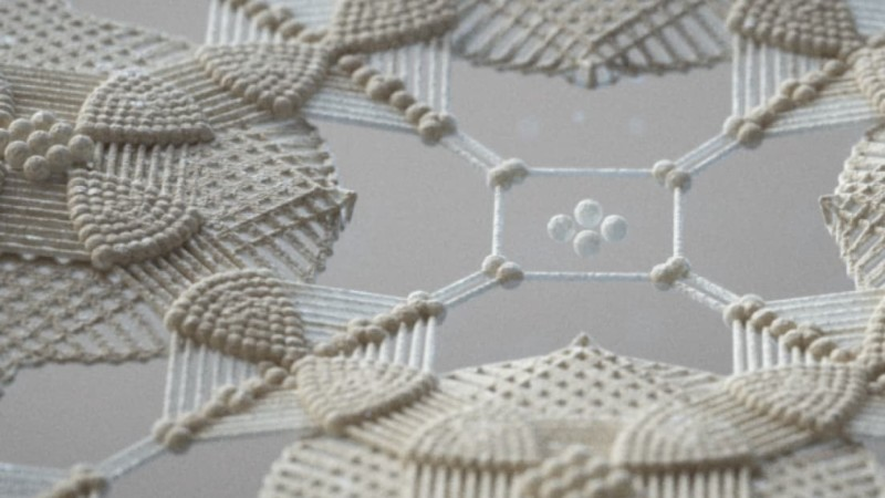 Fabric fibres
